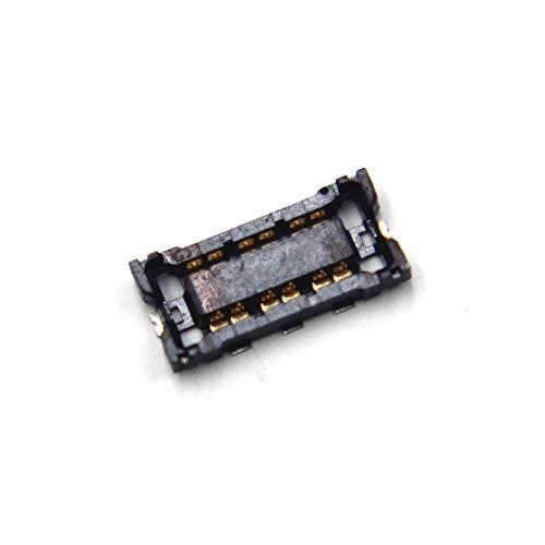 10 Stück/Los Innerer FPC-Anschluss Batteriehalter Clip Kontakt für Meizu M2 Note / M1 Note/Meilan Note 1 / Meilan Note 2