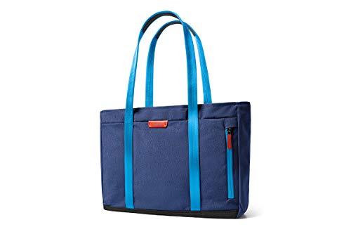 """Bellroy Classic Tote, Laptoptasche aus wasserabweisendem Gewebe (15 Liter, 15\"""" Laptop) - Blue Neon"""