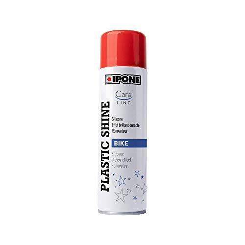 Ipone 800665 Rénovateur Plastiques Plastic Shine – Redonne l'ECLAT du Neuf – Fait Briller, 250 ml