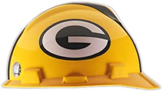 V-Gard® Type I Hard Cap With 1-Touch™ Suspension, Green Bay Packers Logo And Adjustable Strap