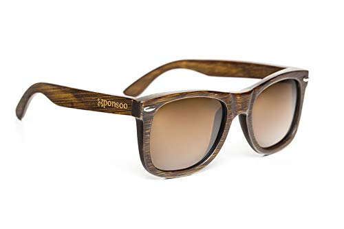 Ponsoo Polarized Sunglasses