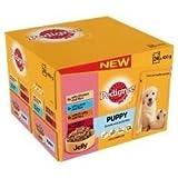 Pedigree Pouch Jelly Puppy 24x100g