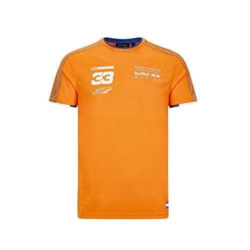 Max Verstappen FW Sportswear T-Shirt 2020 Oranje (XX-Large)