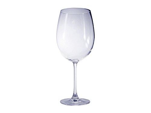 Toujours Cristal de Sèvres Vinea Lot de 2 Verres pour Grand Bordeaux
