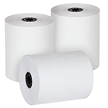 Sticiry 3 1/8 x 230  Thermal Paper Roll For Cash Register  POS  Rolls MADE IN USA -  32 Rolls