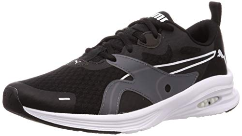 PUMA Hybrid Fuego, Zapatillas de Running para Hombre, Black White, 40 EU