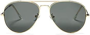 Pro Acme Classic Polarized Aviator Sunglasses