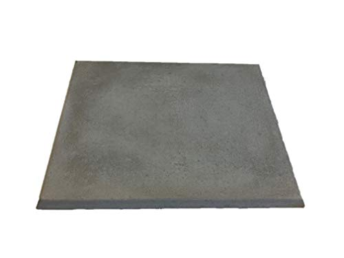 Fibrament-D Baking Stone FibraMent-D Rectangular Home Oven Baking Stone (15 by 20 inches)