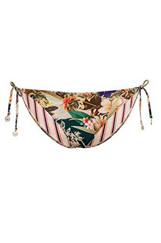 Watercult Brazilian Bikini-Slip Größe 38, Farbe Aloha