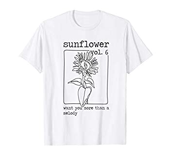 Sunflower Style hs Vol 6 inspired of Harry T-Shirt