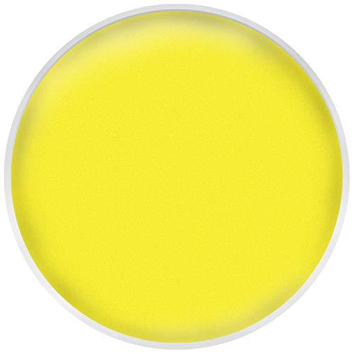 Voodoo Makeup X Micro-Mark Costume Makeup, 2.9 G Pan (Yellow)