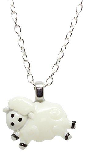 Bluebubble I Love EWE Sheep Necklace Box
