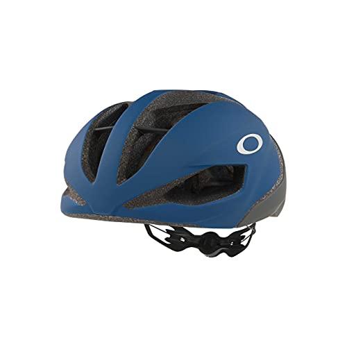 Oakley ARO5 BOA MIPS Road Bike Helmet Poseidon Heather Large
