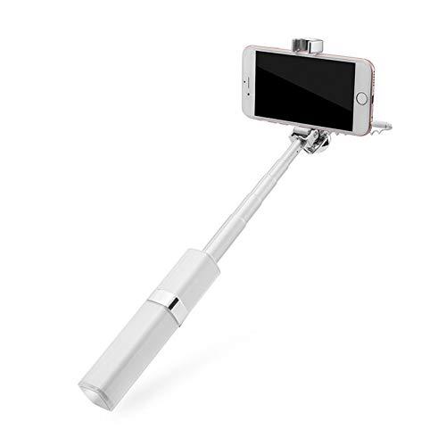 PDWSK Selfie StickMonopodExtensible conCable Plegable para Android para iPhone X 8 7...