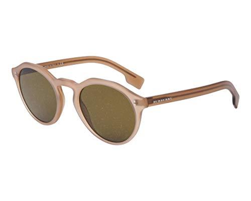 Burberry Be4280, Gafas De Sol Hombre, Matte Brown (375073)