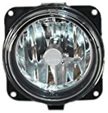 TYC 19-5429-00 Mazda Tribute Driver/Passenger Side Replacement Fog Light
