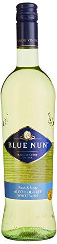 Blue Nun – Alkoholfreier, lieblicher Weißwein aus Deutschland (1 x 0.75 l)