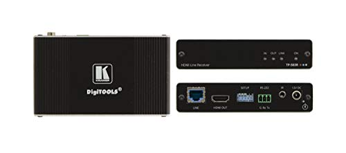KRAMER HD Base T High Performance / 4K / HDMI/TP-583R Kamer 4K HDR HDMI RECEIVER WITH RS-232 & IR OVER LONG-REACH HDBASET - TP-583R (50-80024090)