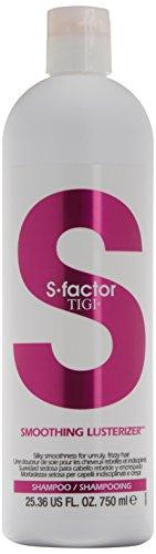 TIGI S-Factor Smoothing Lusterizer Champú - 750 ml