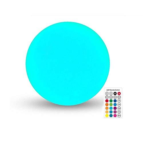 NMVB Floating Pool Beleuchtung 16 Farbwechsel RGB LED Ball Lichter IP67 wasserdichte Teich Ball Nachtlicht Dekoration Für Schwimmbad Badewanne Garten Teich Party Home