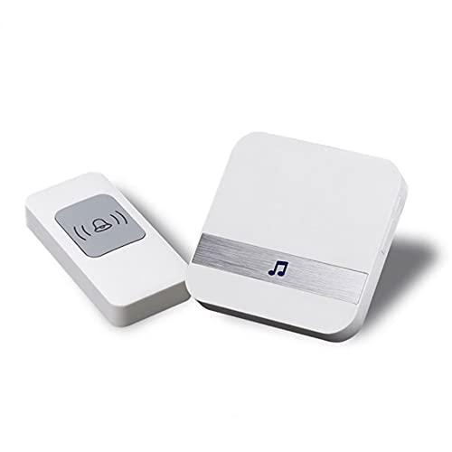 Campanello Senza Fili da Esterno,Campanelli Wireless Impermeabile per Casa Ufficio,300M,...