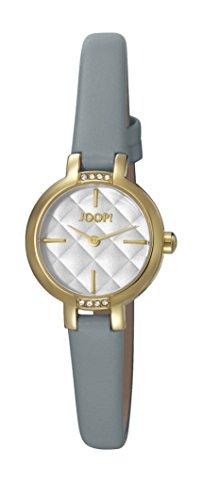 Joop! Damen Analog Quarz Uhr mit Leder Armband JP101862001