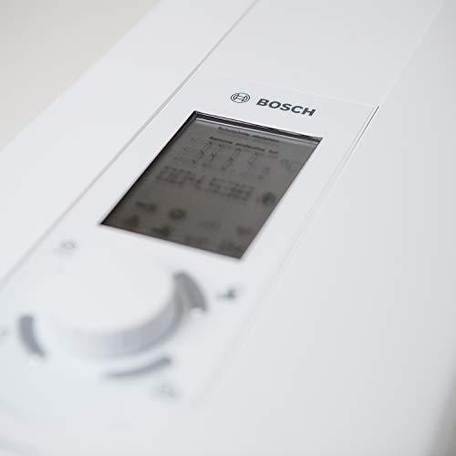 Bosch elektronischer Durchlauferhitzer Tronic 8500, 24/27 kW, Übertisch, druckfest mit AquaStop, 2-in-1 Leistungsumschaltung und Multifunktionsdisplay - 4