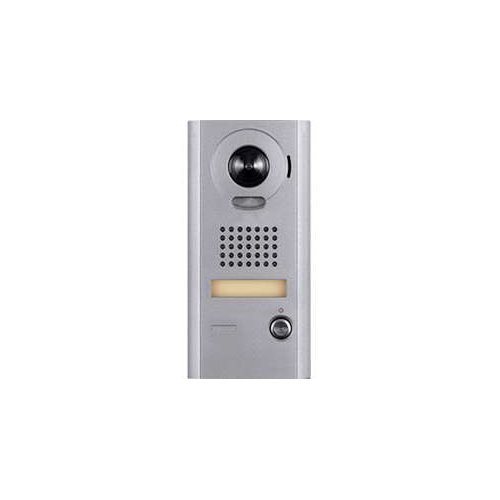 Aiphone Corporation IS-IPDV IP Addressable Video Door Station for IS Series IP Video Intercom, Aluminum Die Cast, 8-1/2 x 4-3/16 x 1-1/8 by Aiphone Corporation