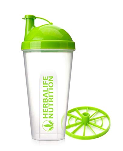 Herbalife Shaker Bottle 13.5-Ounce(400ml) with Blender
