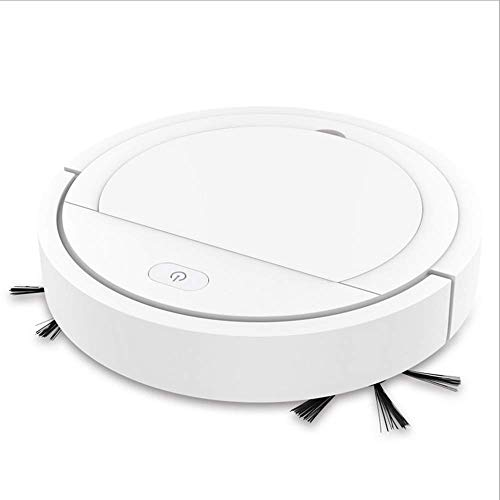 Lowest Prices! Lovesun Smart Robot Vacuum Cleaner Ultra Thin Rechargeable Intelligent Robot Vacuum C...