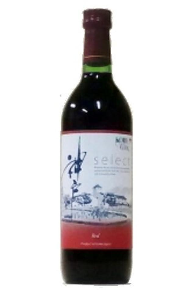 重なる締め切りのスコア神戸ワイン セレクト赤(ライトボディ)