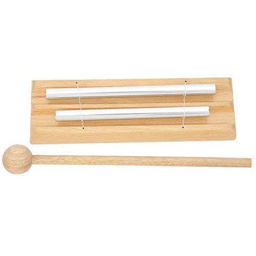 Kid Chimes, Tabletop Chimes, Weihnachtsgeschenk Universal 2 Pole for Music Geschenk für Unterrichtsmaterial für die musikalische Ausbildung für Amateur-Performance
