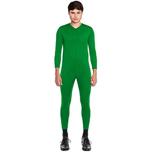 Mono Maillot Verde Adulto Unisex (L) (+Tallas)