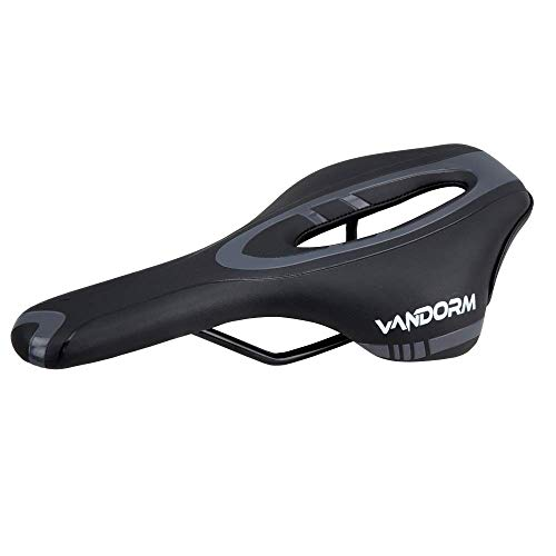Vandorm Speed Road & Mountain Bike Saddle GREY