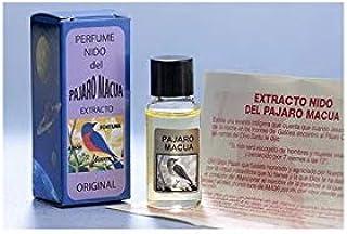 LCL velas Perfume Nido del Pajaro MACUA EXTRACTO (Amor y Fortuna)