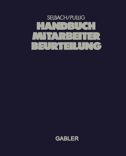 Handbuch Mitarbeiterbeurteilung (2012-11-28)