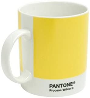 Pantone Mug by Whitbread Wilkinson (Process Yellow C)