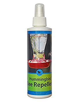 Hummingbird Bee Repellent - Made from All Natural Ingredients - Made in USA