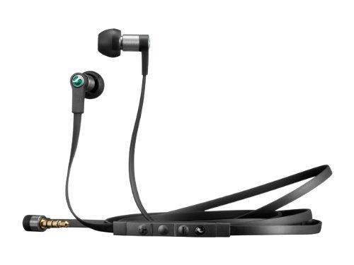 Sony Ericsson MH1 LiveSound Hi-Fi Premium Stereo Headset schwarz/lime