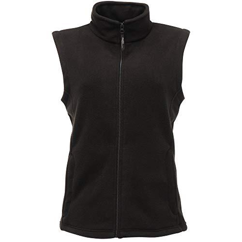 Regatta Womens Micro Fleece Bodywarmer TRA802 Black