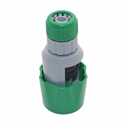 Adaptador de conector de manguera Conector de grifo multifuncional Jardín de riego de riego del jardín Grifo de cocina al conector a presión del tubo de agua (Diameter : Connector)