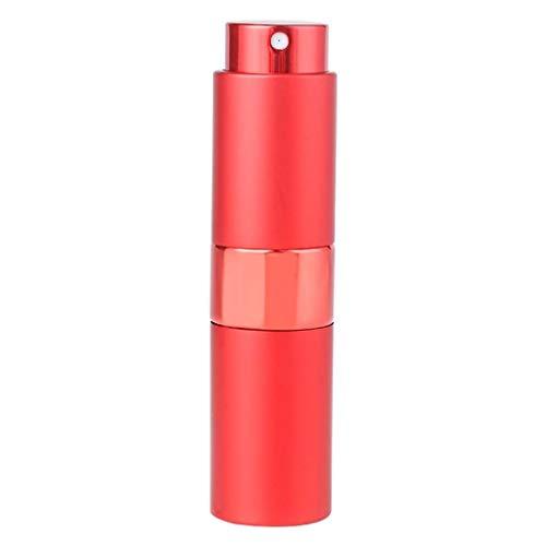 Dmsc 8 20 Ml Metall Aluminium Parfüm-Flasche Kosmetik Tragbare Leere Flasche Travel Sub-Flasche Liner Glasflaschen-Spray (Color : 2)