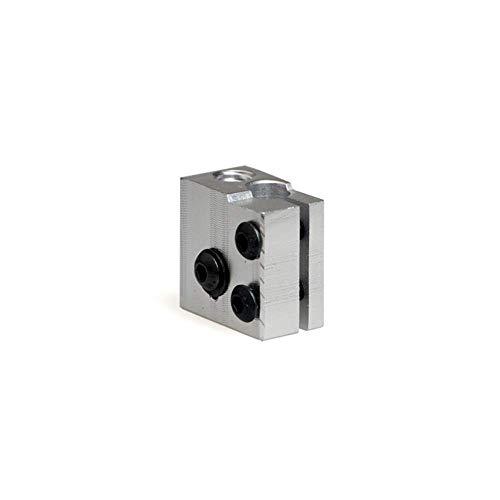WOLDce Bloque Calefactor Adecuado para E3D Volcano Nozzle Hotend Kit Adecuado Adecuado para...