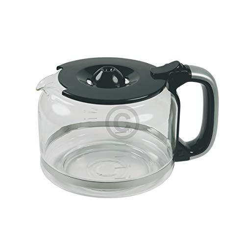 Unold 2873640 ORIGINAL Glaskanne Kanne Kaffeekanne Krug 4-12 Tassen 208mmØ 133mm für Mühle 28736 Kaffeemaschine Filterkaffeemaschine
