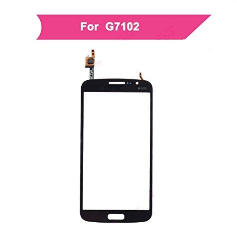 MrSpares Touch Screen Digitizer Panel for Samsung Galaxy Grand 2 G7105 G7102 G7106 G7108 : Black