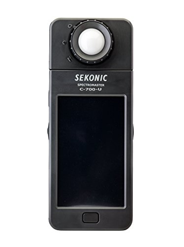 Sekonic C-700 - Fotómetro, Negro