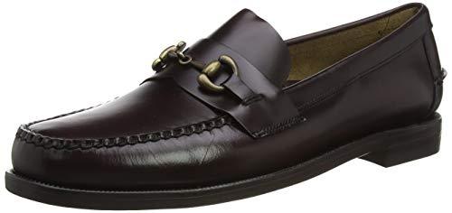 Sebago Classic Joe, Mocasines (Loafer) Hombre, Marrón (Brown Burgundy 903), 43.5 EU