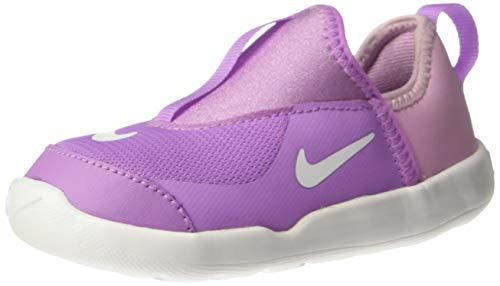 Nike Lil' Swoosh (TD), Zapatillas de Deporte Unisex niño, Multicolor (Fuchsia Glow/White/Lt Arctic Pink 500), 27 EU