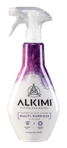 Alkimi Multi-Purpose Cleaner with Orange Oil and Ging