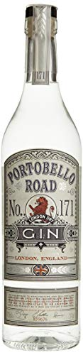 Portobello Road Nummer 171 London Dry Gin (1 x 0.7 l)